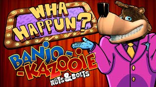 Banjo-Kazooie Nuts & Bolts - What Happened?