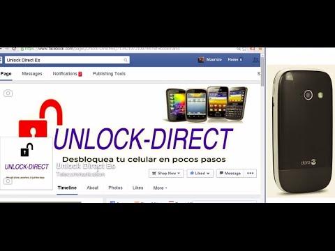 Como Desbloquear tu telefono Doro (Liberto, PhoneEasy )