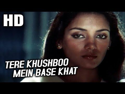 Tere Khushboo Mein Base Khat | Jagjit Singh | Arth 1983 Songs | Shabana Azmi, Raj Kiran