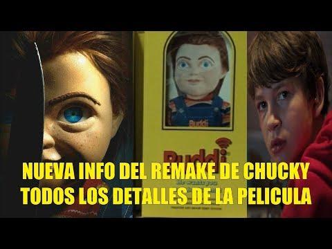 Nueva Info del Remake de Chucky Todos los Detalles de la Película Escenas Final y Mas