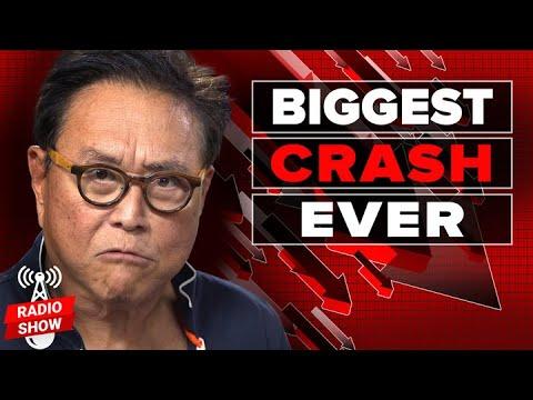Bitcoin Crashing? BIGGEST Asset Bubble in History - Robert Kiyosaki, Kim Kiyosaki, and Harry Dent
