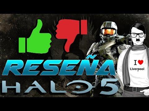 Reseña de Halo 5: Guardians