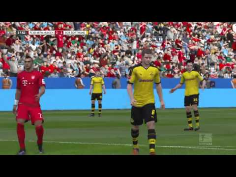 FIFA 16 Bayern Munchen CAREER mode'THE CRUNCH MATCH?!'ep5