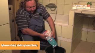 Oprava prasklé dlaždice v koupelně