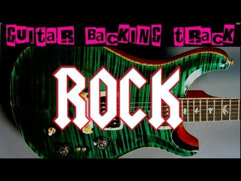 Rock Backing Track (G#) | 120 bpm - MegaBackingTracks