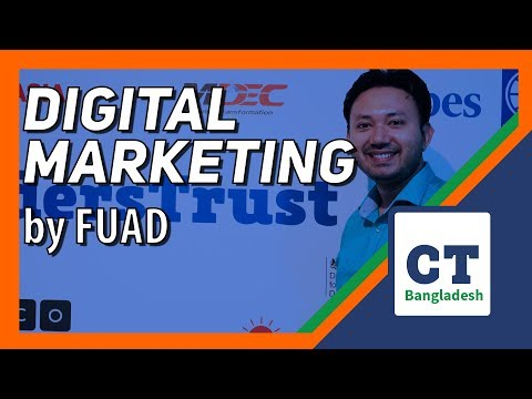 Digital Marketing Workshop conducted by Fuad
