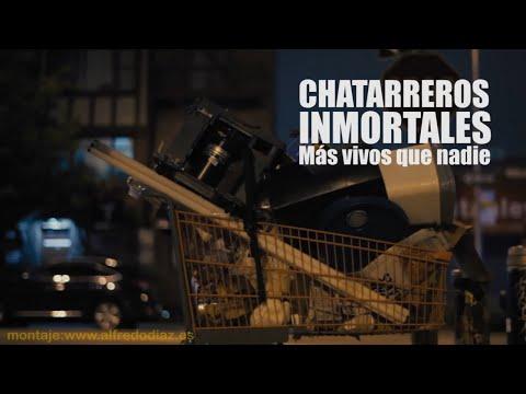 Chatarreros inmortales - Más vivos que nadie