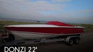 [SOLD] Used 1996 Donzi 22 Classic Speed Boat in New Orleans, Louisiana