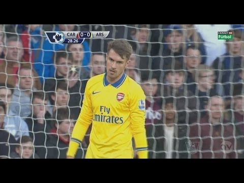 Aaron Ramsey vs Cardiff City 13-14 - Individual Highlights HD 720p