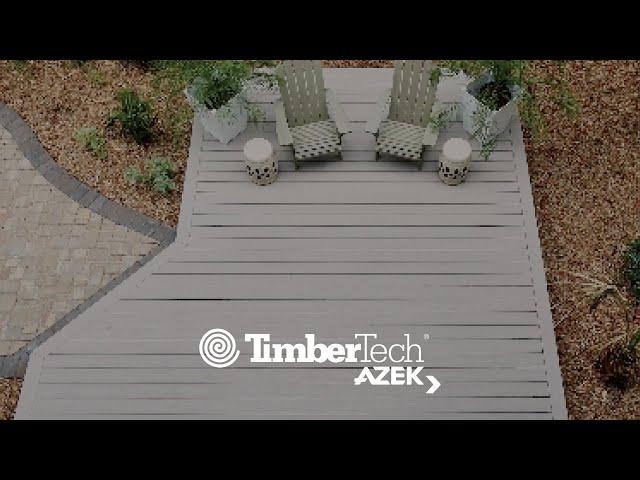 TimberTech AZEK Decking: The Advantages