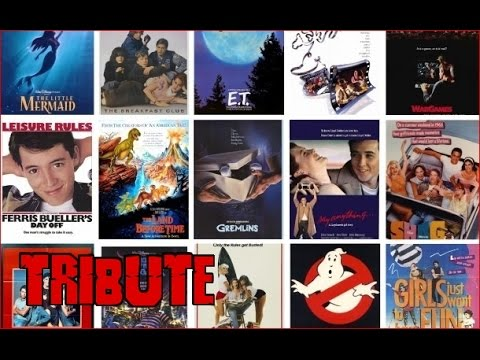 A Tribute to 80's Cinema (SquabbleBox.co.uk)