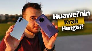 En iyi kamera kimde? Huawei Mate 30 Pro vs P30 Pro