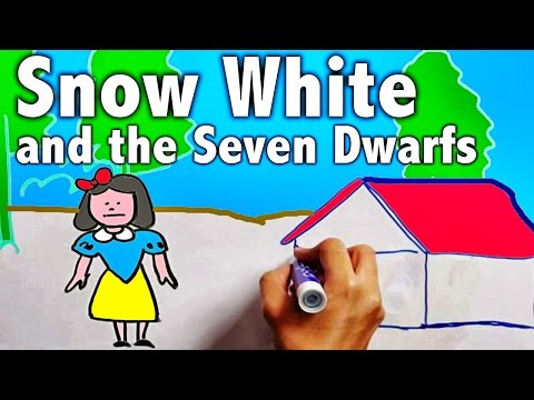 Snow White and the Seven Dwarfs Full Story for Children  Fairy Tales  Story Time  Ba Bedtime