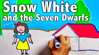Snow White and the Seven Dwarfs Full Story for Children - Fairy Tales - Story Time - Baby Bedtime