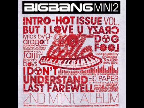 Big Bang - Last Farewell (Audio)