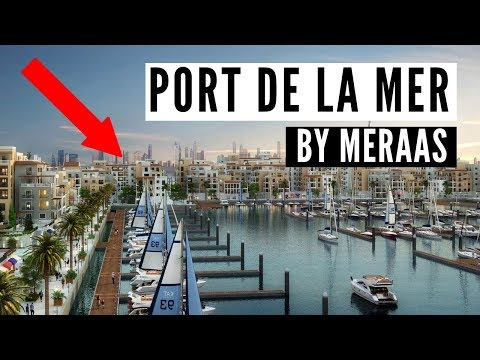Port De La Mer by Meraas Dubai. Review