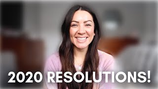 My goals for 2020 | 2020 resolutions | 2020 Goals | New Year Resolution 2020 | Sahm of 5!