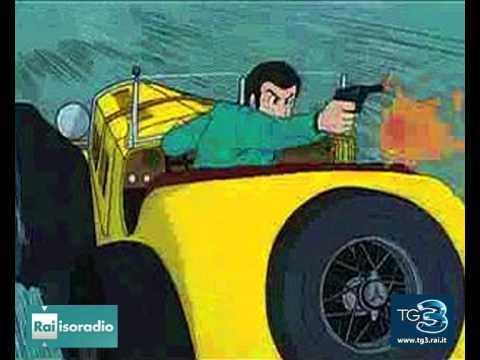 Fumetti con le ruote ix puntata: lupin iii e la mercedes benz ssk