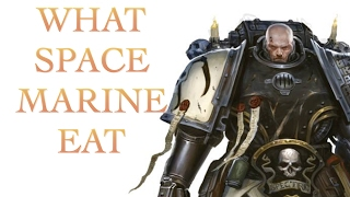 40 Facts and Lore on Food of the Imperium Warhammer 40k