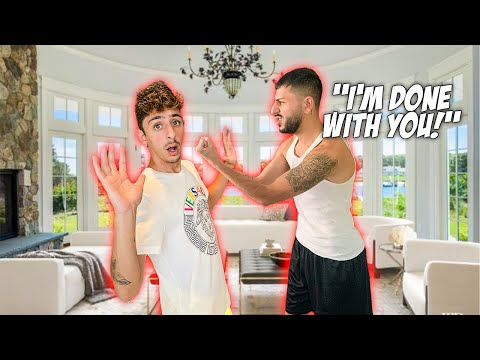 I Turned FaZe Rug & Brawadis Against Eachother for 24 hours....
