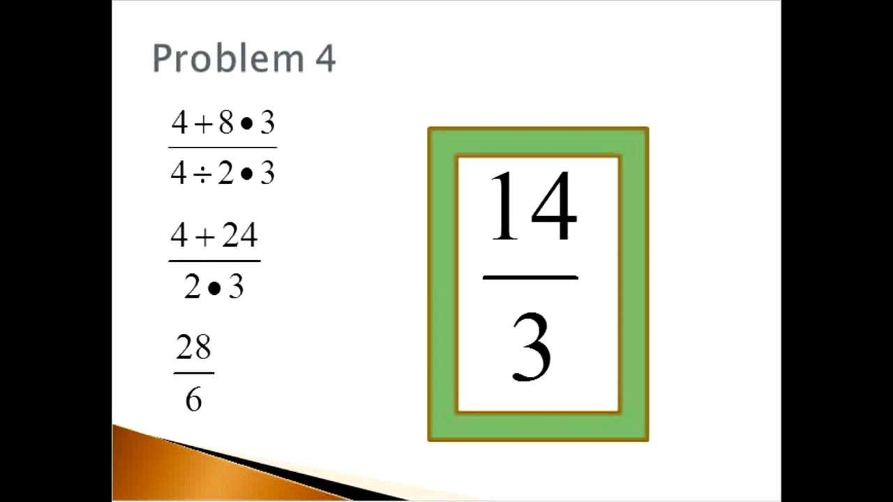 Worksheet Math Lessons Online Free pre algebra lesson 1 order of operations simplifying math youtube math
