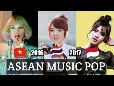 V-Pop vs Thai-Pop vs Indo-Pop | Which your favorite?