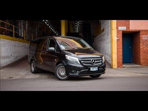 New Car: 2017 Mercedes-Benz Vito 119 Crew Cab review