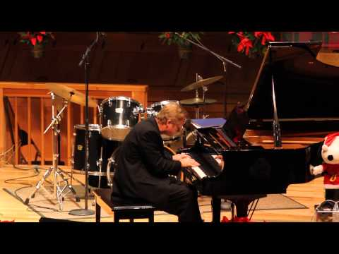 20131222 David Tolley Concert at Liberty - Amazing Grace