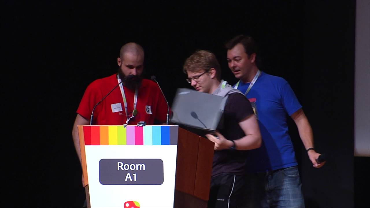 Image from Lightning Talks 2016-07-21