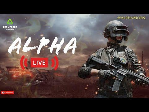 🔴 Alpha Room Match Live 🎯 Road to 500 Subscriber #AlphaMoen