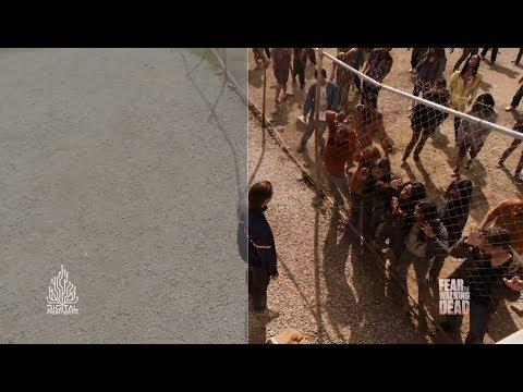 Fear the Walking Dead VFX Breakdown by Digital Frontier FX