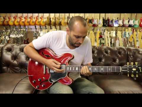 Norman's Rare Guitars - Guitar of the Day: 1964 Gibson ES-335TDC
