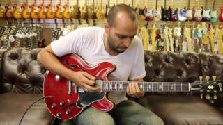 Norman's Rare Guitars - Guitar of the Day: 1964 Gibson ES-335TDC ギブソン 検索動画 39