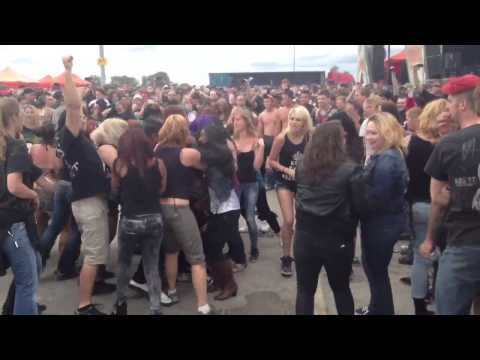 All Girl Mosh Pit