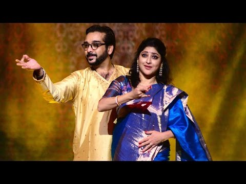 D 4 Dance Reloaded I Vineeth & Lakshmi Gopalaswami I Mazhavil Manorama