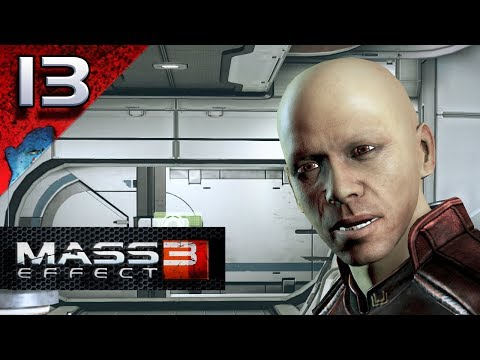 Mr. Odd - Let's Play Mass Effect 3 [BLIND] - Part 13 - David Archer