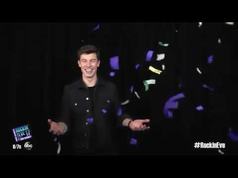 Shawn Mendes - New Year's Rockin Eve 2017