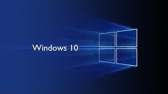 Windows 10 - Anmelden ohne Kennwort