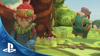 The Last Tinker: Action Trailer | PS4