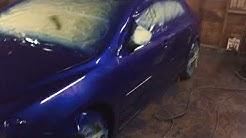 2012 Chevy Malibu Nice blue paint job