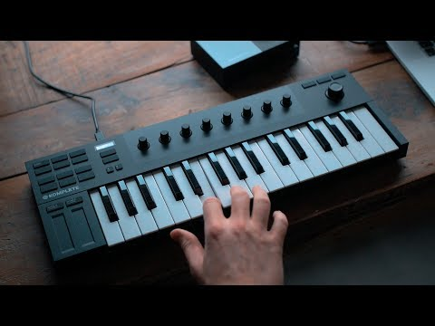 Native Instruments M32 Review