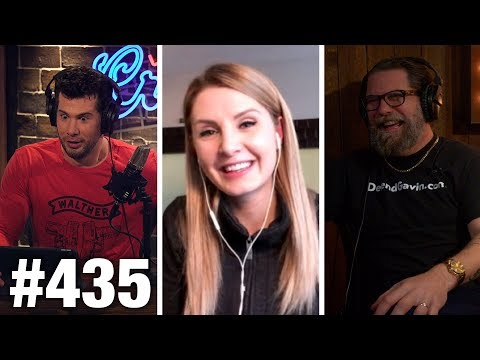 #435 TWITTER'S LIBERAL AGENDA EXPOSED! | Gavin McInnes & Lauren Southern Guest | Louder With Crowder