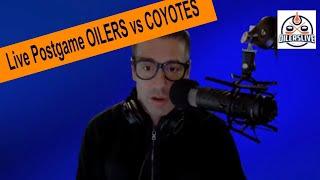 OILERSLIVE Live Radio Edmonton Oilers Postgame Sept 27, 2018