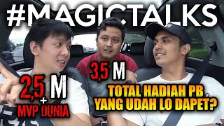#MagicTalk : PLAYER TERKAYA & AWP NO 1 DUNIA!