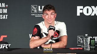 UFC on FOX 25: Darren Elkins Post-Fight Press Conference - MMA Fighting