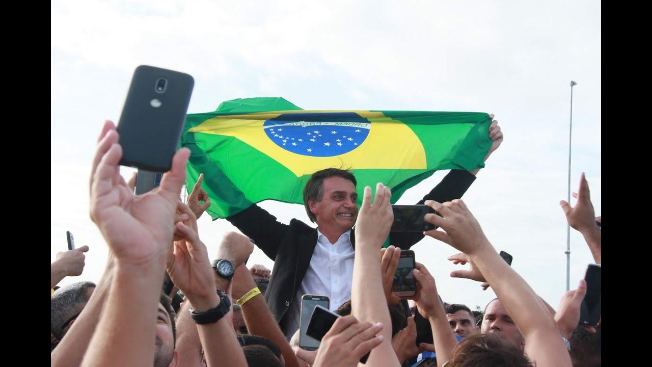 Brazilian People Loves Bolsonaro