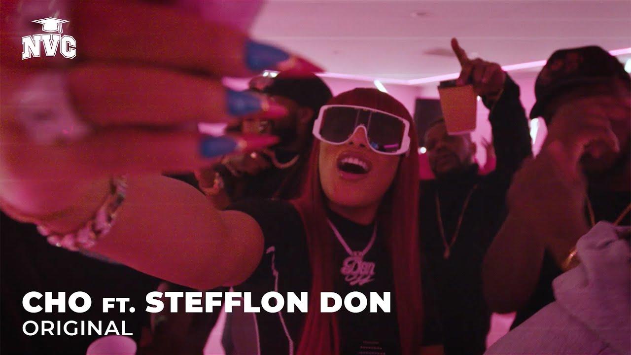 Download CHO ft. Stefflon Don - Original (prod. Spanker)