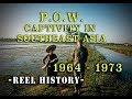 """P.O.W. Captivity"" 1964-1973 : REEL History : Vietnam War Film (1979)"