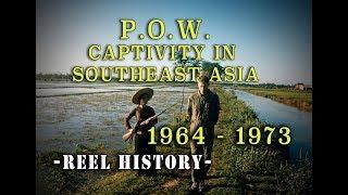 """P.O.W. Captivity"" 1964-1973 - REEL History - Vietnam War Film (1979)"
