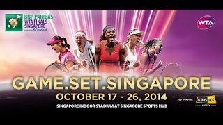 Download Video Video Promotional BNP PARIBAS WTA Finals Singapore by KiOSTiX MP3 3GP MP4